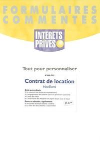 Revue fiduciaire - Votre contrat de location étudiant : formulaires commentés, tout pour personnaliser.