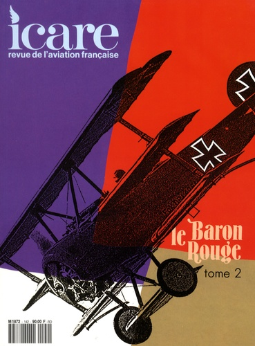 Louis Morgat - Icare N° 142/1992 : Le Baron Rouge - Tome 2.