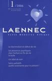 François Beaufils - Laennec N° 1/2006 Tome 54 : .