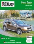 Revue technique automobile - Dacia Duster 1.5 dci 110ch.