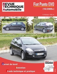 Revue technique automobile - Fiat Punto Evo ESS. 1.4 Multiair 105.