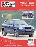 Revue technique automobile - Hyundai Tucson break 09/2004>10/2010 2.0 crdi.