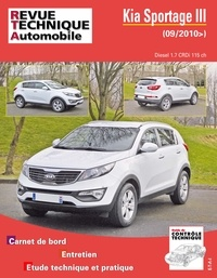 Revue technique automobile - KIA Sportage III Diesel.