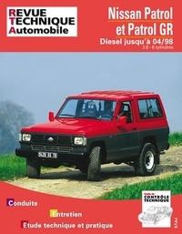 Revue technique automobile - NISSAN PATROL ET PATROL GR.