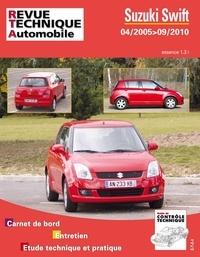 Revue technique automobile - Suzuki Swift essence 1.3i 04/2005 > 09/2010.