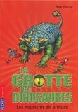 Rex Stone - La grotte des dinosaures Tome 3 : Les monstres en armure.