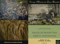 Histoiresdenlire.be Les Etangs espace de production hier et aujourd'hui - Actes de la journée d'étude 2004 Image