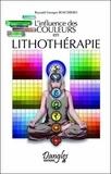 Reynald Georges Boschiero - L'influence des couleurs en lithothérapie.