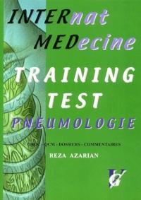 Reza Azarian - Training Test pneumologie.