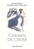 Rezeau dominique Mgr et Jean-Olivier Héron - Chemin de croix.