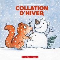 Rhéa Dufresne et Philippe Béha - Collation d'hiver.