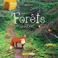 Rhéa Dufresne - Forets du quebec.