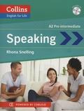 Rhonda Snelling - Speaking A2 Pre-intermediate. 1 CD audio MP3