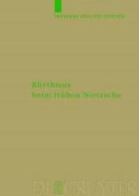 Rhythmus beim frühen Nietzsche.