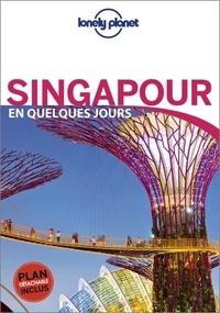 Ria De Jong - Singapour en quelques jours. 1 Plan détachable