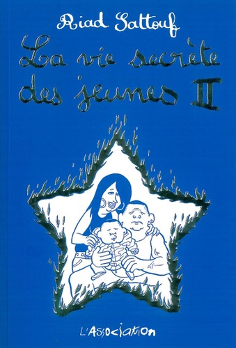 Riad Sattouf - La vie secrète des jeunes Tome 2 : .