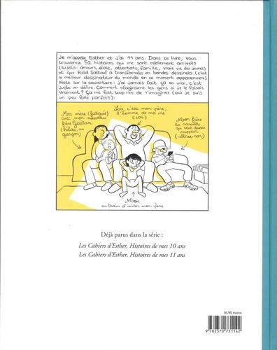 Les cahiers d'Esther Tome 2 Histoires de mes 11 ans