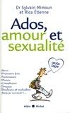 Rica Etienne et Sylvain Docteur Mimoun - Ados, amour et sexualité version garçons.