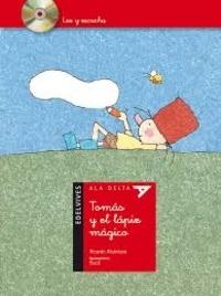 Ricardo Alcantara - Tomas y el lapiz magico. 1 CD audio