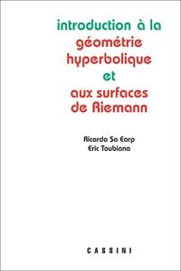 Alixetmika.fr Introduction à la géométrie hyperbolique et aux surfaces de Riemann Image