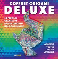 Téléchargement ebook kostenlos epub Coffret Origami Deluxe  - Avec 60 feuilles de papier origami