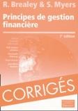 Richard-A Brealey et Stewart-C Myers - Principes de gestion financière - Corrigés des exercices.