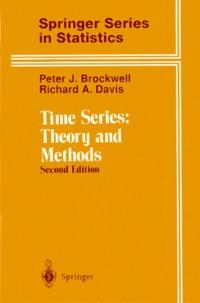 Richard-A Davis et Peter-J Brockwell - .