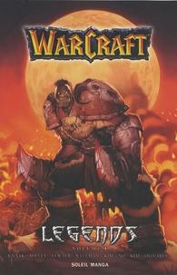 Richard A. Knaak et Jae-Hwan Kim - Warcraft Legends Tome 1 : .