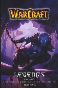 Richard-A Knaak et Jae-Hwan Kim - Warcraft Legends Tome 2 : .