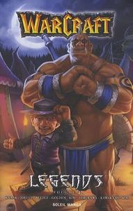 Richard A. Knaak et Jae-Hwan Kim - Warcraft Legends Tome 4 : .