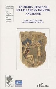 La mère, lenfant et le lait en Egypte ancienne.pdf