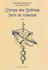 Deedr.fr L'Europe des chrétiens terre de missions Image