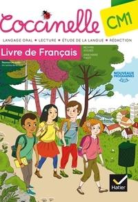 Richard Assuied et Anne-Marie Ragot - Coccinelle CM1 - Livre de français.