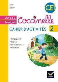 Richard Assuied et Anne-Marie Ragot - Livre de français Coccinelle CE1 - Cahier d'activités 2.