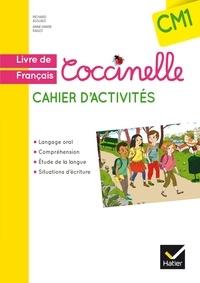 Richard Assuied et Anne-Marie Ragot - Livre de français Coccinelle CM1 - Cahier d'activités.