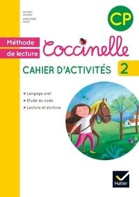 Richard Assuied et Anne-Marie Ragot - Méthode de lecture Coccinelle CP - Cahier d'activités 2.