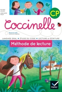 Richard Assuied et Anne-Marie Ragot - Méthode de lecture Coccinelle CP.