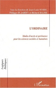 Richard Balme et  Collectif - .