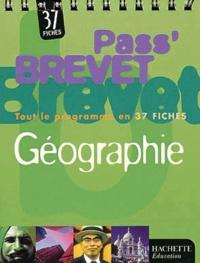 Géographie. 37 fiches - Richard Basnier | Showmesound.org