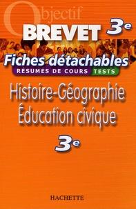 Richard Basnier - Histoire-Géographie-Education civique 3e.