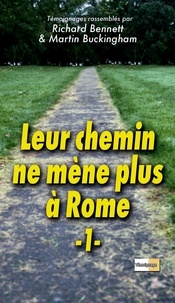 Histoiresdenlire.be Leur chemin ne mène plus à Rome - Tome 1 Image