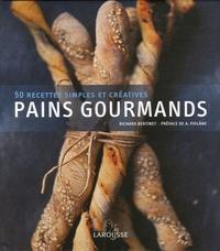 Pains gourmands - 50 recettes simples et créatives.pdf