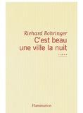 Richard Bohringer - C'est beau une ville la nuit.
