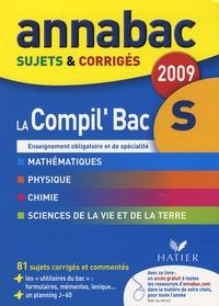 Richard Bréhéret et Olivier Bouvry - La Compil' BAC S - Enseignement obligatoire et de spécialité.
