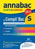 Richard Bréhéret et Franck Ellul - La Compil' Bac S - Sujet et Corrigés.