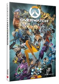 Richard Brooks et Matt Burns - Overwatch Tome 1 : Origins.