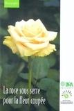 Richard Brun et Laurent Mary - La rose sous terre pour la fleur coupée.