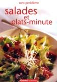 Richard Carroll - Salades et plats-minute.