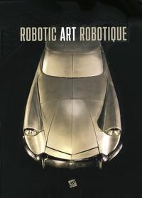 Richard Castelli et Gottfried Hattinger - Robotic art robotique.