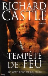 Richard Castle - Derrick Storm  : Tempête de feu.